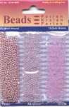 Hobby & Crafting trio Beads Pearl & Gloss 4605 Lilac/lila