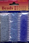 Hobby & Crafting trio Beads Pearl & Gloss 4610 Pastel Blue