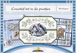 Hobbydols 137 Creatief tot in de puntjes + 9 stickers
