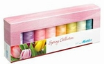 Borduurgaren Mettler set SF8 Silk Finish Lente/Spring