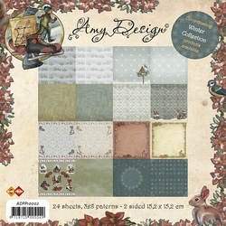 Amy Design Paperpack ADPP10002 Winter Collection