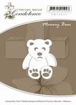 Precious Marieke's Die Condoleance PM10022 Memory Bear/beer