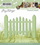 Amy Design Die Animal Medley ADD10024 Picket Fence/hek