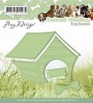 Amy Design Die Animal Medley ADD10022 Dog house honde hok
