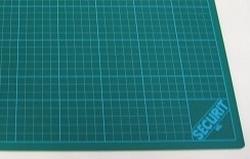 Snijmat A3 Groen 3-laags