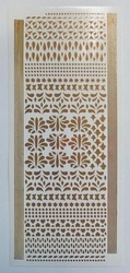 LeCreaDesign® Sticker 612730 Lijn-ornament