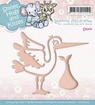 Yvonne's Cut & Embos Die YCD10020 Smiles, Hugs and Kisses