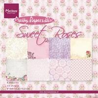 MD Pretty Paper Bloc PK9123 Sweet roses