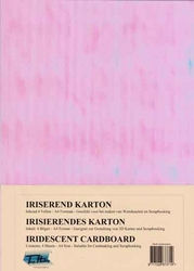 Iriserend Karton KB-IRI01