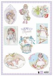 MD A4 Knipvel Els Wezenbeek EWK1230 Nanny memories 1