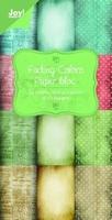 Joy! Papierblok 6011-0301 Fading colors