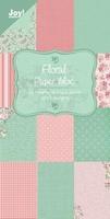 Joy! Papierblok 6011-0310 Floral (groen)
