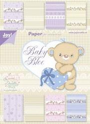 Joy! A5 Paperbloc 6011-0042 Baby neutraal