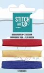 Stitch & Do Mini Garenkaart STDOBG003