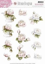 3D Stansvel Precious Marieke SB10035 Romance Collection