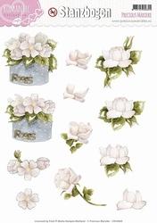 3D Stansvel Precious Marieke SB10036 Romance Collection