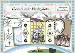 Hobbydols 145 Gevoel voor Hobbydots + 12 hobbydots