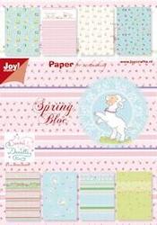 Joy! A5 Paperbloc 6011-0065 Spring