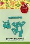 Die - Yvonne Creations - Happy Frog