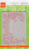 MD Design folder DF3405 Anja's decorative border