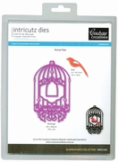 Couture Creations Cutting Die 723708 Birdcage