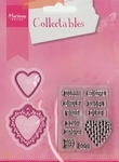 MD Collectables COL1306 set Candy hearts NL