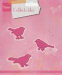 MD Collectables COL1311 Birds/vogeltjes