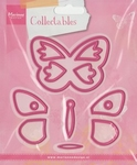 MD Collectables COL1312 Butterfly/vlinder