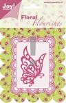 Joy stencil Floral Flourishes 6003-0006 Vlinder