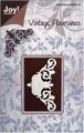 Joy stencil Vintage Flourishes 6003-0015 Hoek