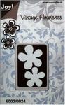 Joy stencil Vintage Flourishes 6003-0024 Bloem