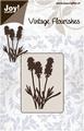 Joy stencil Vintage Flourishes 6003-0031 Bloem/Bladeren
