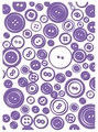 Couture Creations Embossing folder 723662 Do Me Up