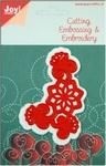 Joy Cutting & Embossing & Embroidery 1201 hoekje 1
