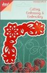 Joy Cutting & Embossing & Embroidery 1203 hoekje 2