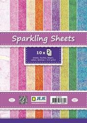 A5 Paperbloc Jeje 8.2045 Sparkling Sheets