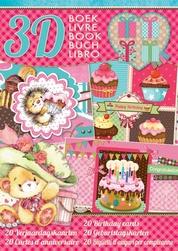 Studio Light serie 2015 A4 Boek 92 Verjaardags kaarten