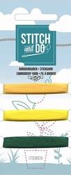 Stitch & Do Mini Garenkaart STDOBG010