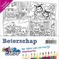 Color Cards 1 Yvonne Creations YCCC10001 Beterschap