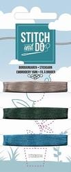 Stitch & Do Mini Garenkaart STDOBG014