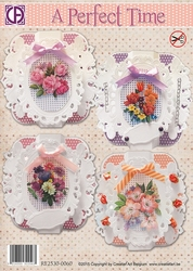 Creatief Art 0060 A Perfect Time 1 bloemen