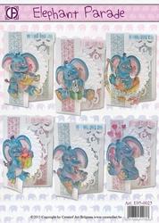 Creatief Art 0025 Elephant Parade 01