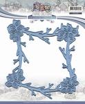 Yvonne's Cut & Embos Die YCD10030 Christmas Frame