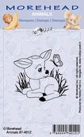 Clear stamps Morehaed Animals 97-4003 Hertje