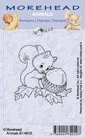 Clear stamps Morehaed Animals 97-4010 Eekhoorn