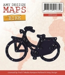 Die Amy Design ADD10030 Maps Bike