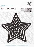 Docrafts Nesting Dies emboss & cut 503000 Star