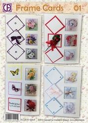 Creatief Art RE2530-0068 Frame Cards 01