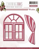 Precious Marieke's Die Charming Xmas PM10034 Window