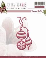 Precious Marieke's Die Charming Xmas PM10039 Bulbs
